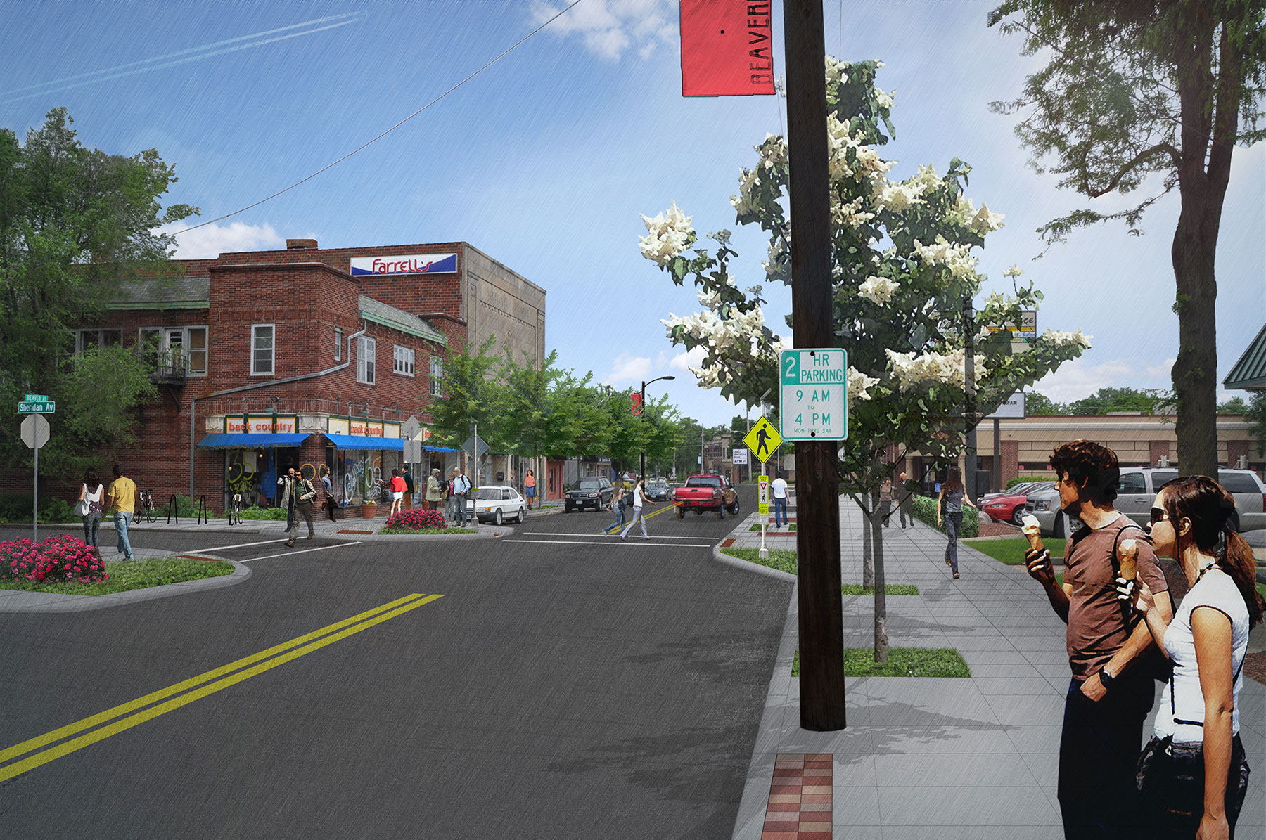 BEAVER AVENUE REVITALIZATION PLAN